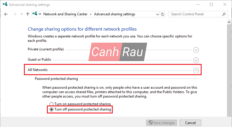 Cách share thư mục file trong Windows 10 hình 17