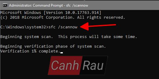 Cách sửa lỗi thiếu file vcruntime140.dll hình 3