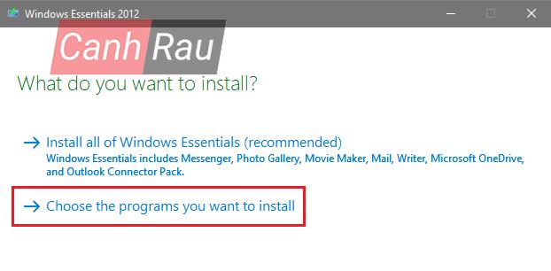 Cách tải và cài đặt Windows Movie Maker hình 2