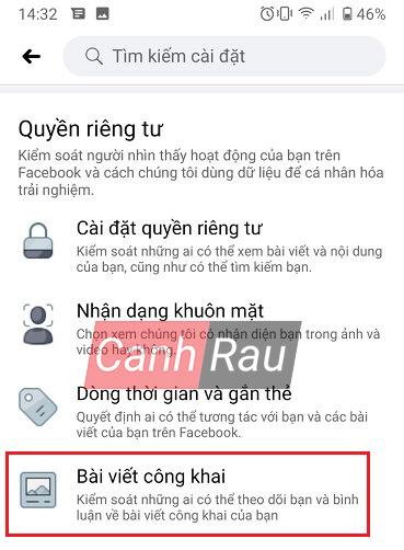 Cách tắt tính năng bình luận trên Facebook hình 12