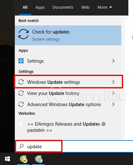 Cách tắt update trong Windows 10 hình 14