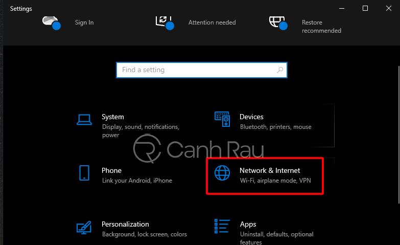 Cách tắt update trong Windows 10 hình 17