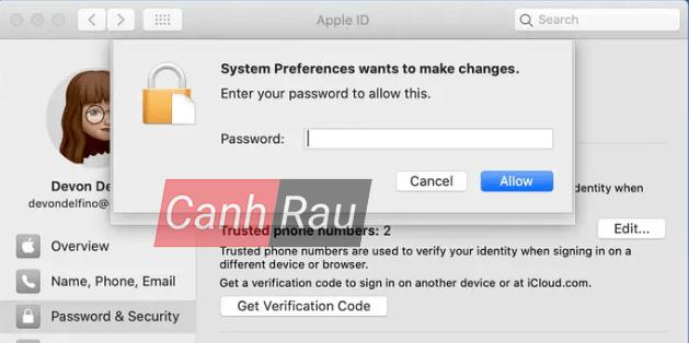 Cách thay đổi mật khẩu iCloud trên máy tính và điện thoại hình 14