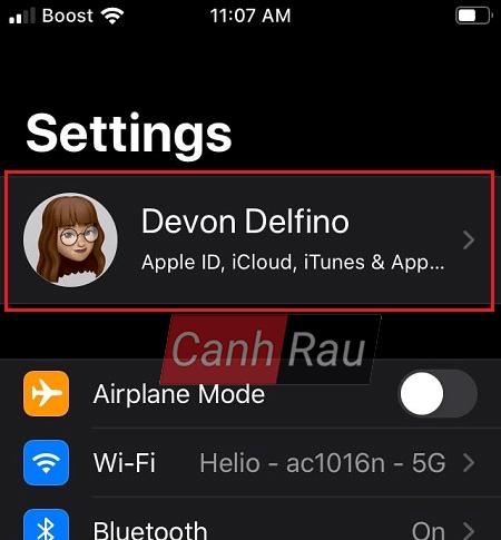 Cách thay đổi mật khẩu iCloud trên máy tính và điện thoại hình 5