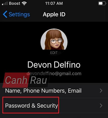 Cách thay đổi mật khẩu iCloud trên máy tính và điện thoại hình 6
