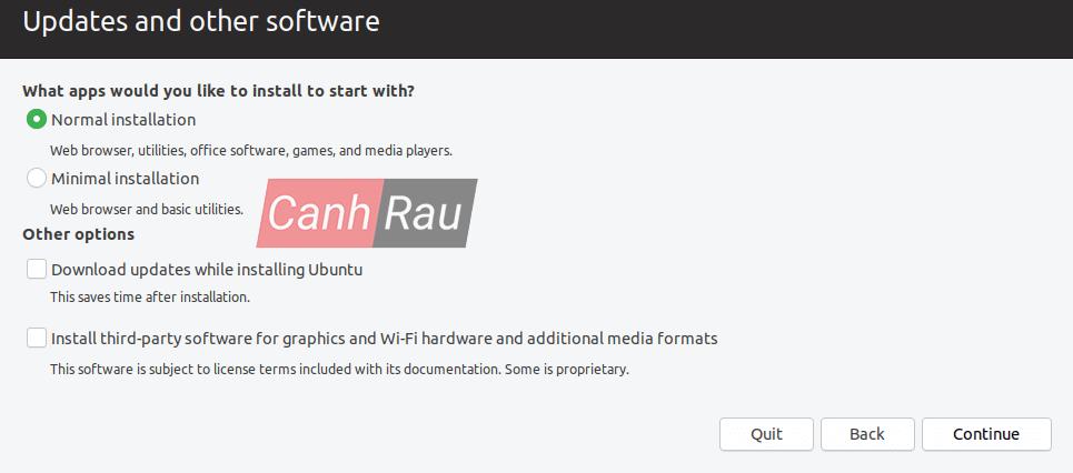Hướng dẫn cài Ubuntu song song với Windows 10 hình 13
