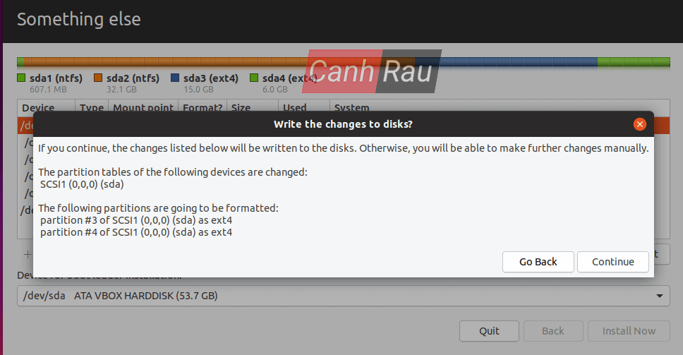 Hướng dẫn cài Ubuntu song song với Windows 10 hình 18