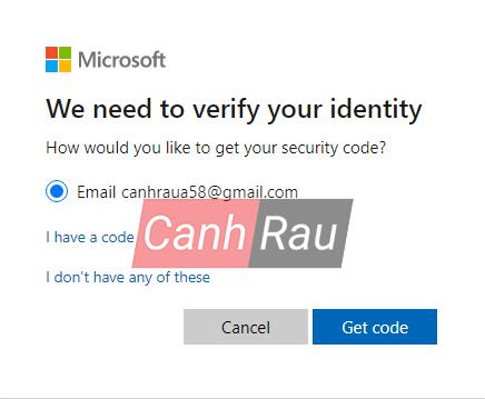 Hướng dẫn lấy lại mật khẩu tài khoản Skype hình 10