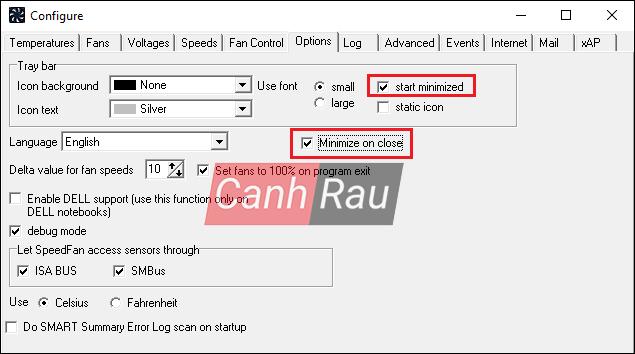 Hướng dẫn sử dụng SpeedFan hình 8