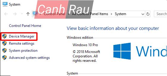 Mất biểu tượng pin trên taskbar Windows 10 hình 6