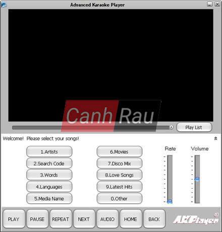 Phần mềm hát karaoke chuyên nghiệp trên máy tính hình 9