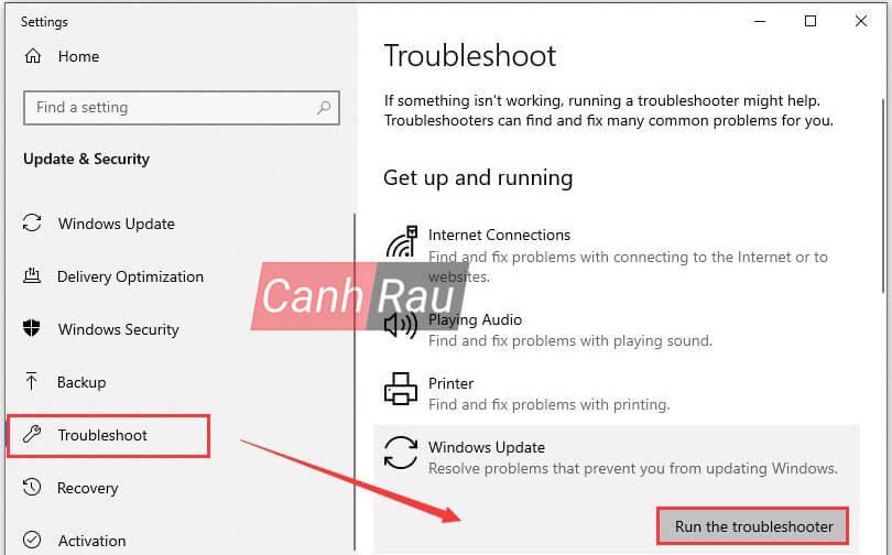 Sửa lỗi update Windows 10 0x80070422 hình 18