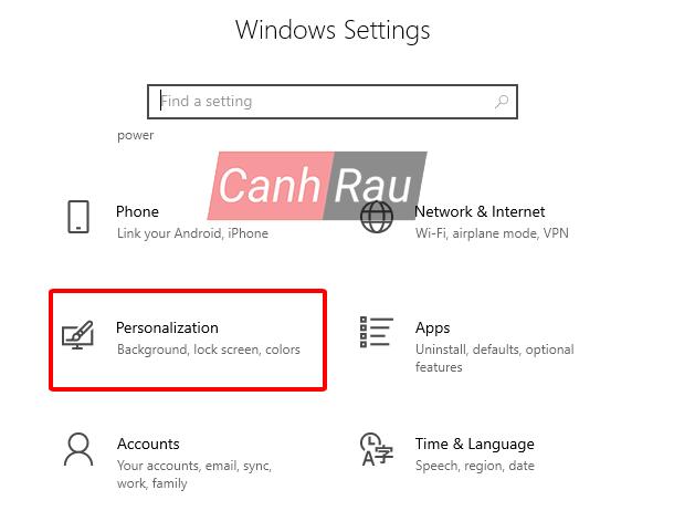 Cách bật Dark Mode Windows 10 hình 2