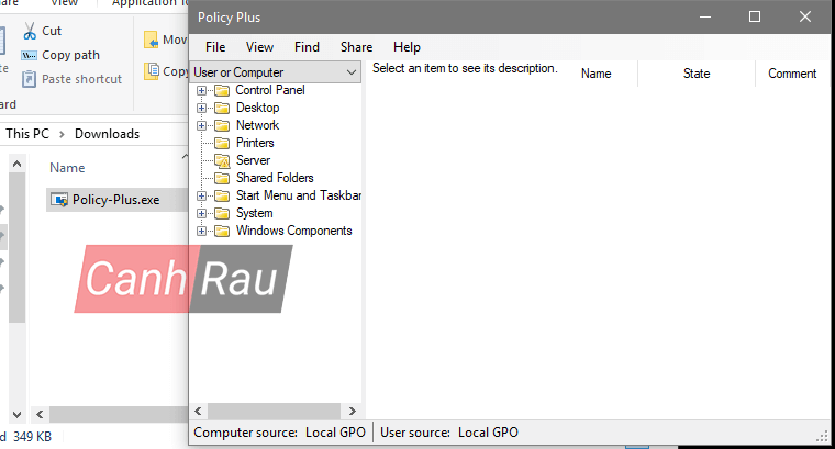 Cách cài đặt gpedit.msc trên Windows 10 hình 8