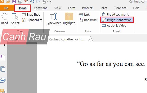 Cách chèn hình ảnh vào file PDF hình 17