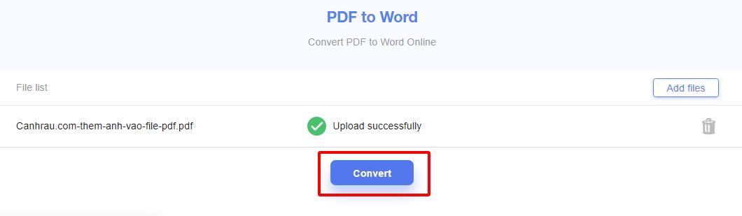 Cách chèn hình ảnh vào file PDF hình 3