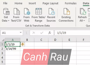 Cách định dạng ngày tháng trong Excel hình 16