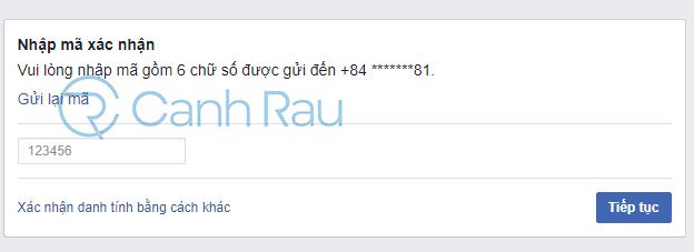 Cách lấy lại tài khoản Facebook khi bị hack hình 29