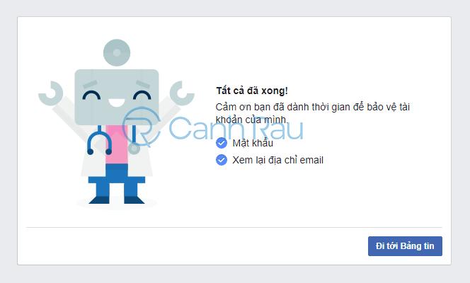 Cách lấy lại tài khoản Facebook khi bị hack hình 32