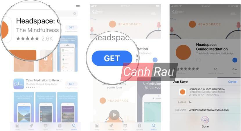 Cách tải app game và ứng dụng trên điện thoại iPhone hình 2
