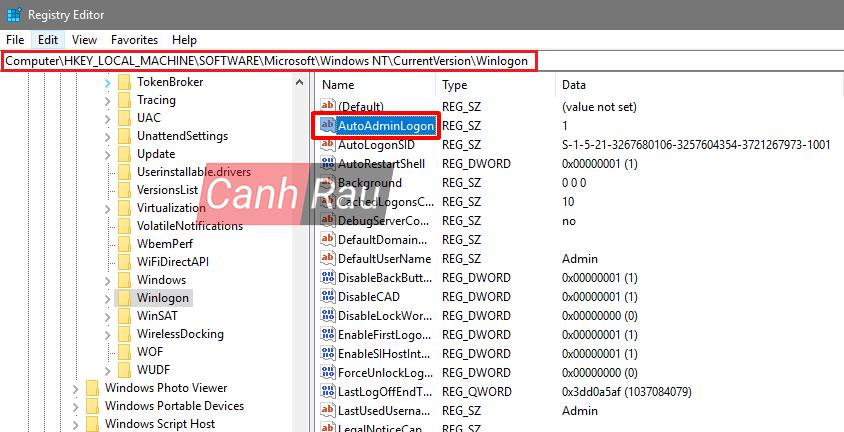 Cách tắt mật khẩu máy tính Windows 10 hình 11
