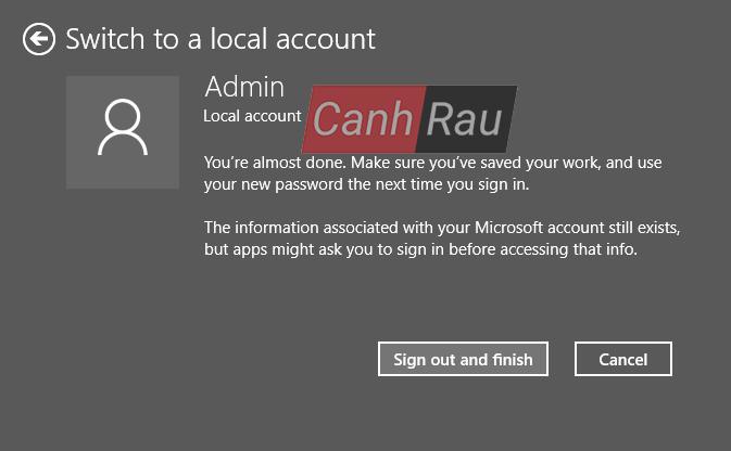 Cách tắt mật khẩu máy tính Windows 10 hình 4