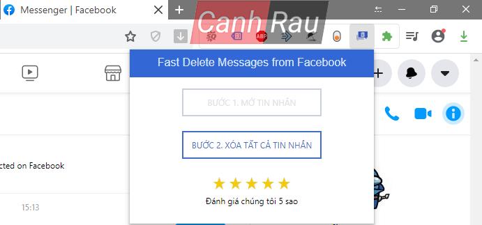 Cách xóa tin nhắn trên Messenger hình 7