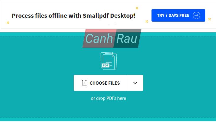 Cách xoay file PDF trên máy tính hình 4