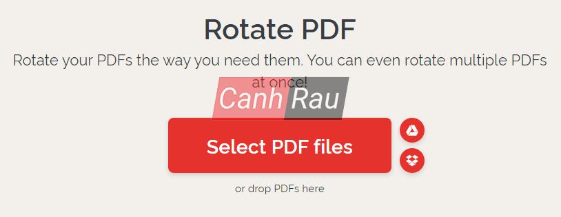 Cách xoay file PDF trên máy tính hình 7