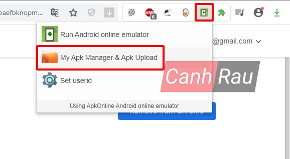 Giả lập Android Online trên Web hình 14