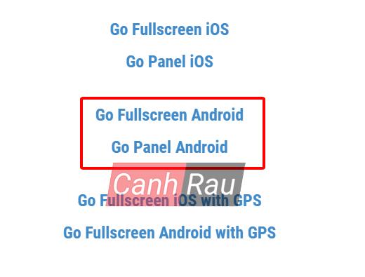 Giả lập Android Online trên Web hình 20