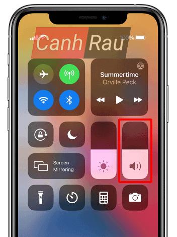 Hướng dẫn cách tắt âm bàn phím iPhone hình 7