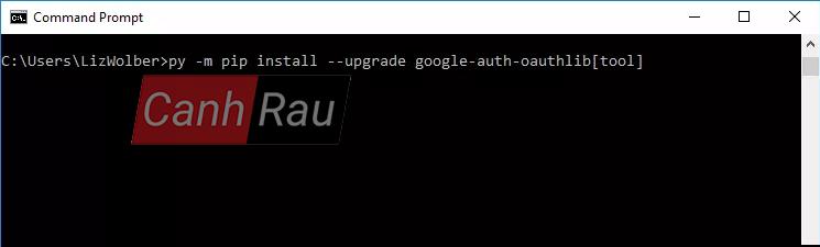Hướng dẫn cài đặt trợ lý ảo Google Assistant cho máy tính Windows 10 hình 15
