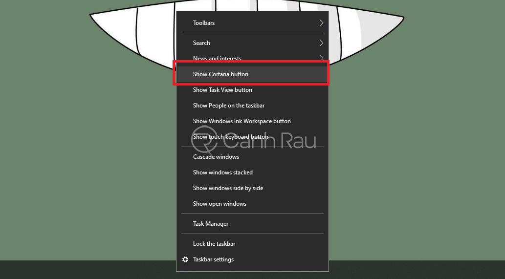 Hướng dẫn sử dụng Cortana trên Windows 10 hình 8