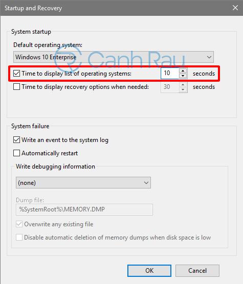 Hướng dẫn tăng tốc Windows 10 cho máy tính hình 10