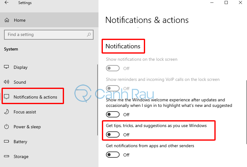 Hướng dẫn tăng tốc Windows 10 cho máy tính hình 4