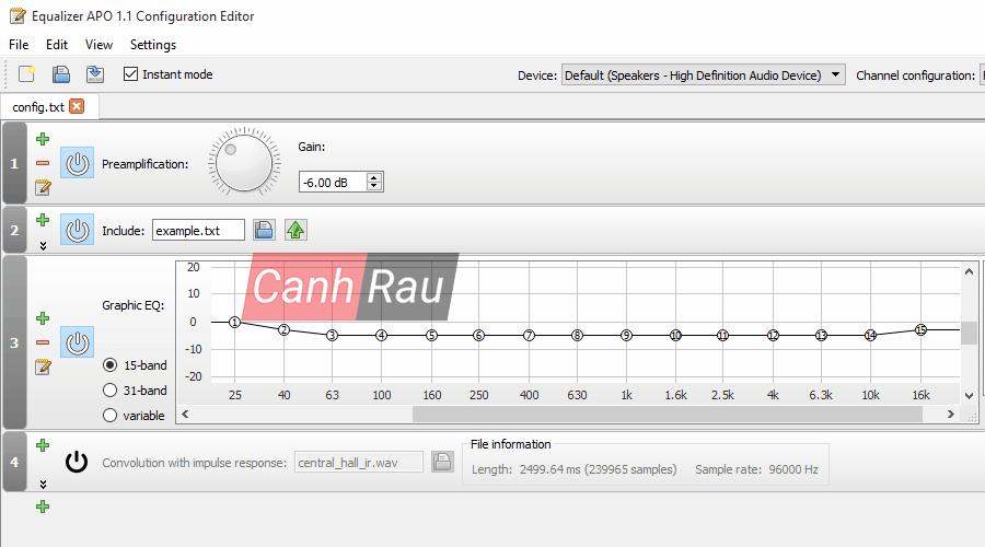 Phần mềm tăng âm lượng cho máy tính và laptop hình 5