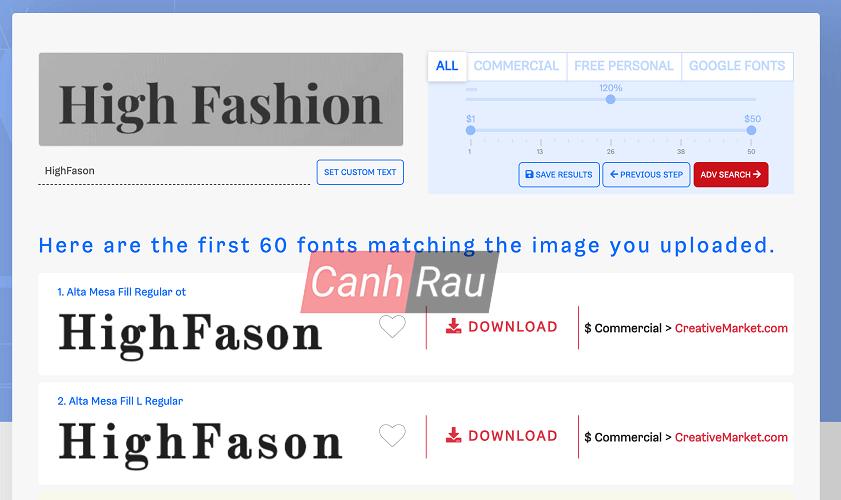 Tìm font chữ bằng hình ảnh hình 5