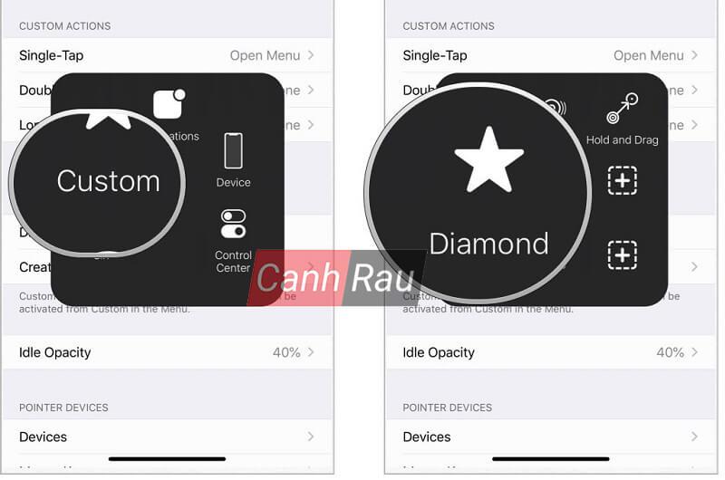 Cách bật nút Home ảo trên iPhone hình 13
