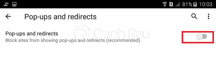Cách chặn quảng cáo trên Google Chrome hình 19