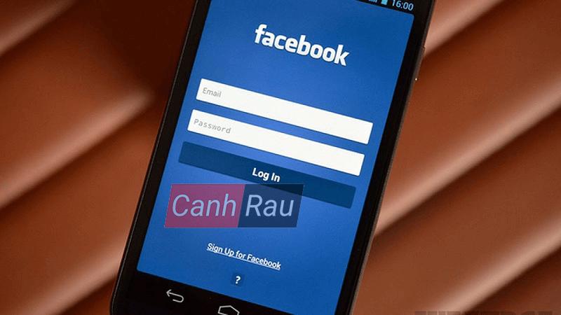 Cách đăng nhập Facebook trên máy tính hình 3