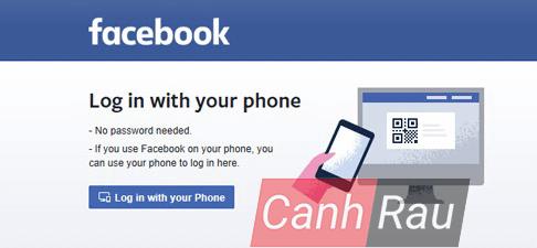Cách đăng nhập Facebook trên máy tính hình 4