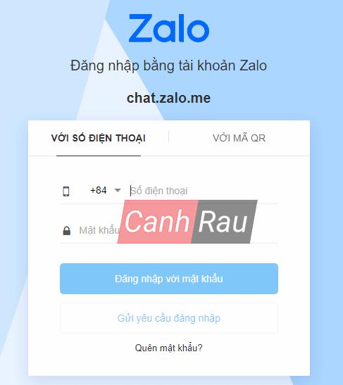 Cách dùng 2 nick Zalo trên máy tính hình 2