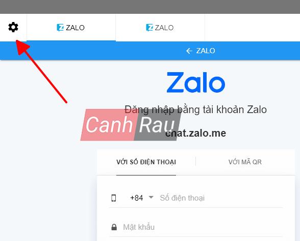 Cách dùng 2 nick Zalo trên máy tính hình 7