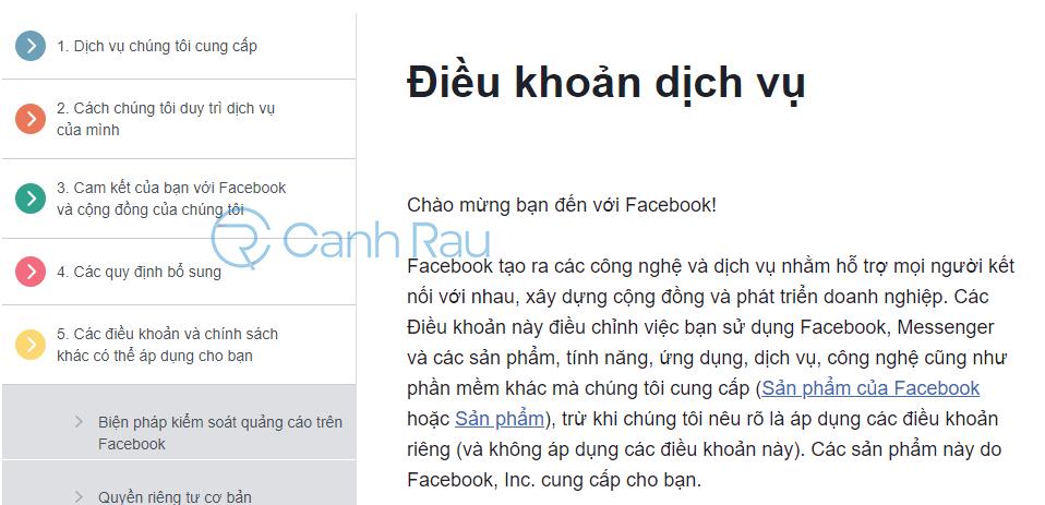 Cách phục hồi tài khoản Facebook bị khóa và vô hiệu hóa hình 19
