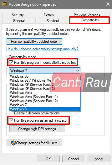 Cách sửa lỗi this app can't run on your PC Windows 10 hình 3