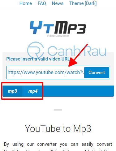 Cách tải nhạc trên Youtube hình 17