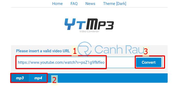 Cách tải nhạc trên Youtube hình 9