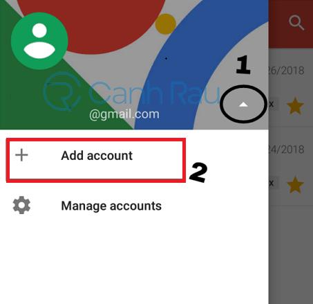 Cách tạo tài khoản Gmail không cần số điện thoại hình 2