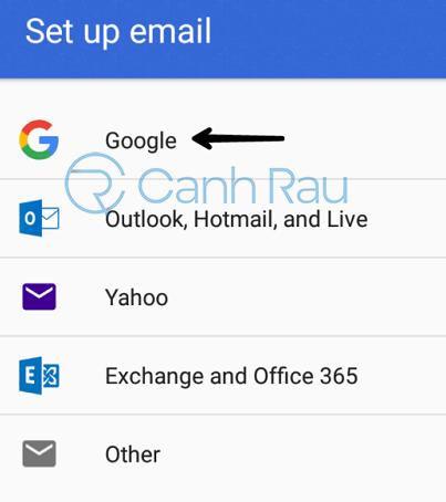 Cách tạo tài khoản Gmail không cần số điện thoại hình 3